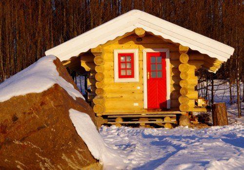 Отдых в коттеджах в Ленинградской области. Аренда коттеджей в Ленобласти на берегу озера - Чудское подворье